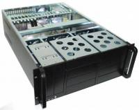 CHIEFTEC, UNC-410F-B, redundant PSU, 2x500W