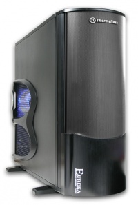 THERMALTAKE VC8000BWA Eureka (Al, Black, Win)