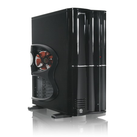 Thermaltake VG6000BNS Soprano RS 100 Black
